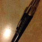 パーカーのボールペンの互換リフィル