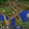 マイクラPEプレイ日記#12 新たな村を整備(・・;)【Minecraft PE】
