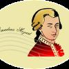 宇宙から来た総合芸術家が好きなクラシック曲 モーツァルト ピアノソナタK545 1楽章