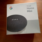新しい家族、Google home